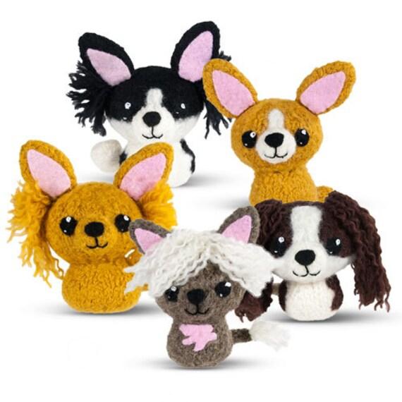 Free amigurumi dogs   570x570
