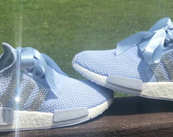 Adidas Swarovski Originals NMD R2 die SchuheEtsy Frauen Neu Fc3JTlK1