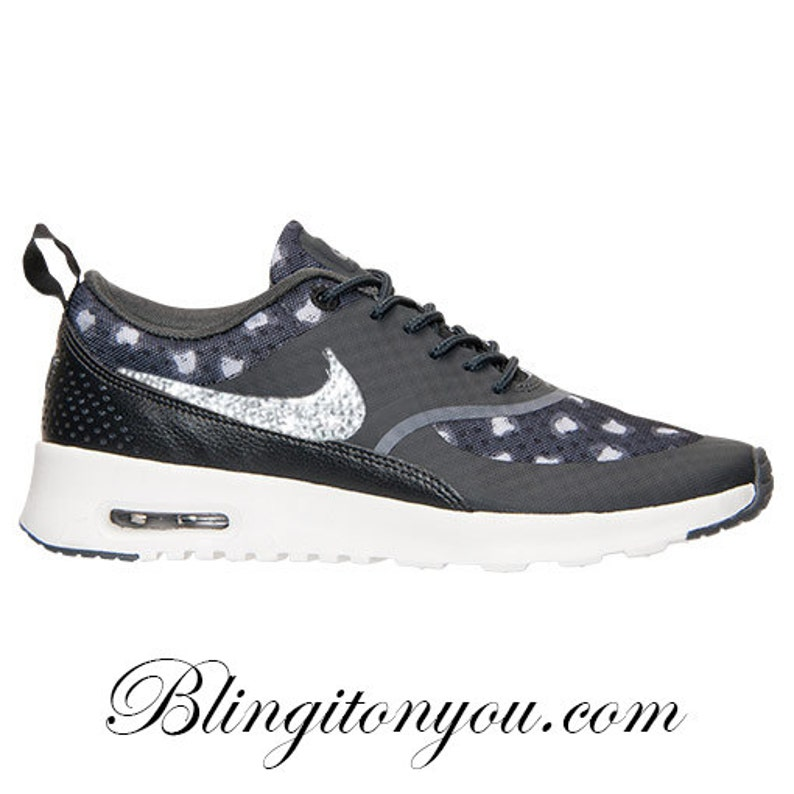 31c773182f99 Blingitonyou Black Wolf Grey Dark Grey SALE Bling Nike Air