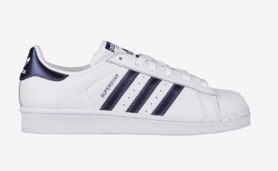 Adidas Superstar de Bling con cristales de Swarovski * Originals Superstar zapatos Casual mujer