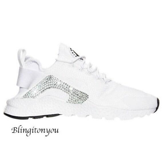 Wmns Nike® Air Huarache Ultra SWAROVSKI® Crystals  d6757934b9db