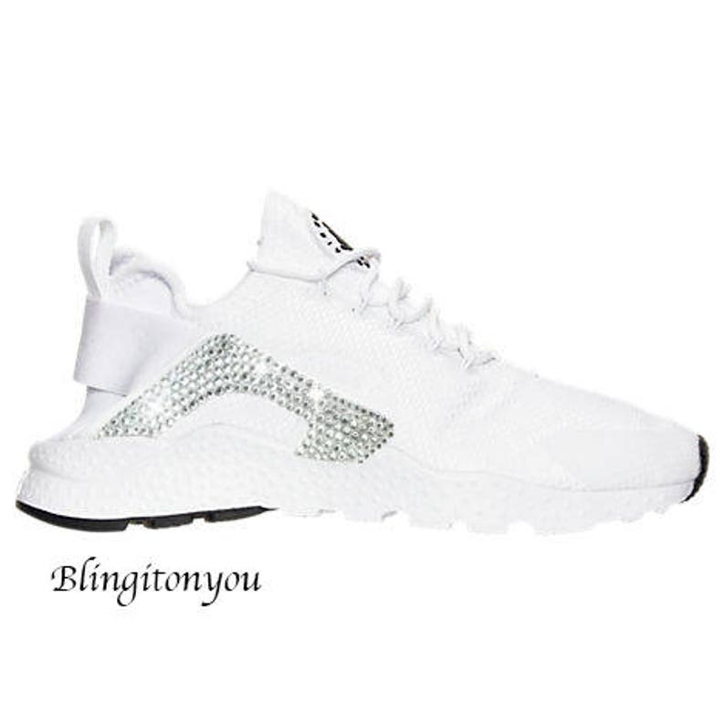 Wmns Nike® Air Huarache Ultra SWAROVSKI® Crystals  eb6c1ff385