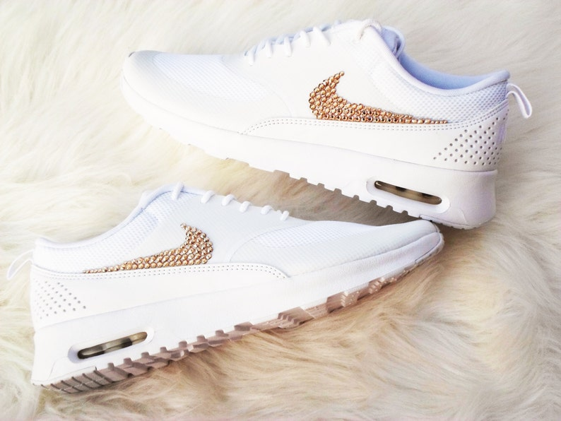 Get the gold on Sale Women s Nike Air Max Thea Running  e29c05b98134