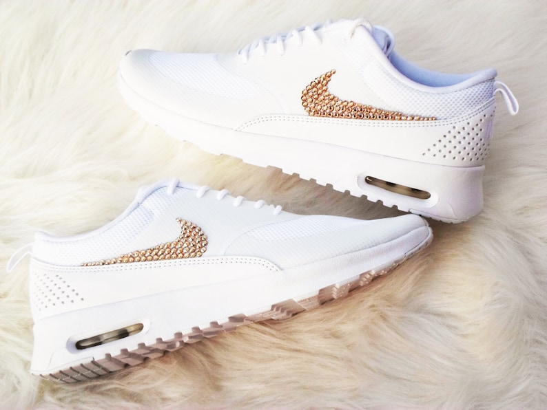 Get the gold on Sale Women s Nike Air Max Thea Running  5c624949f3