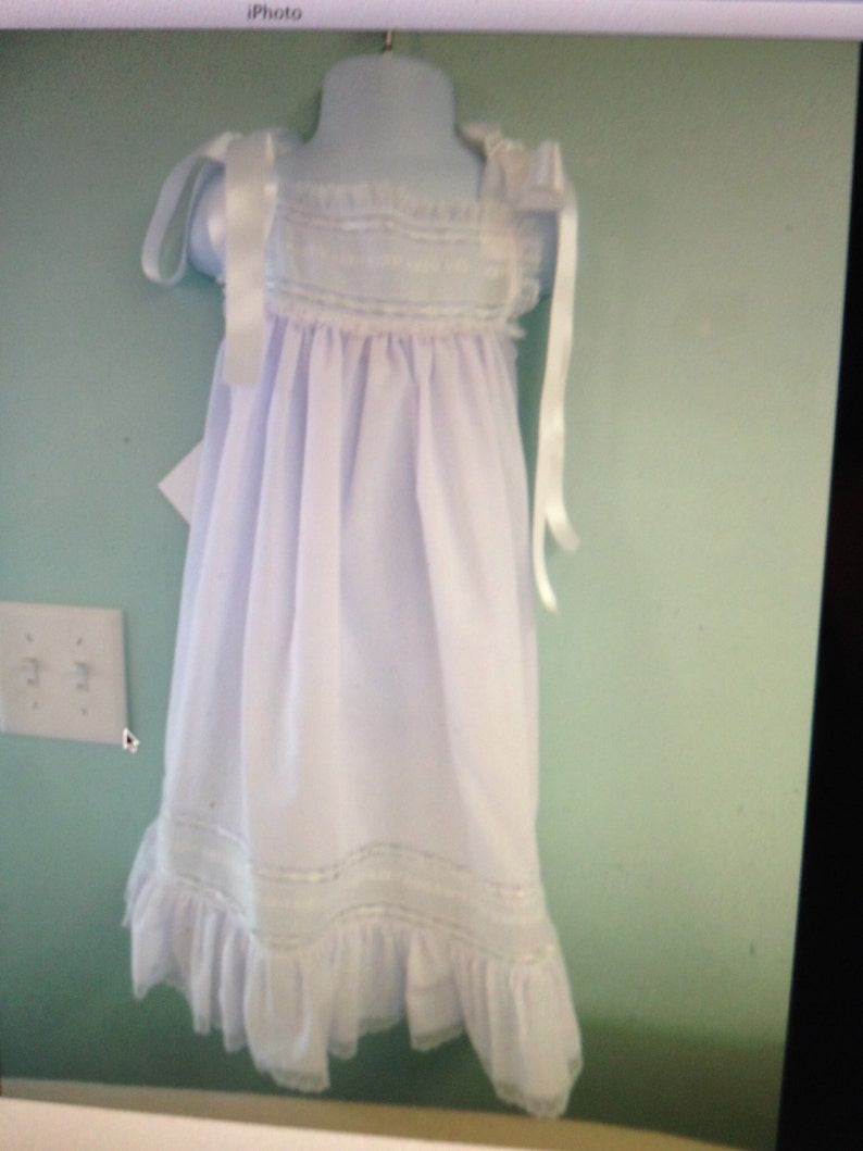 9387acfbdd Sundress with fancy band and ruffle