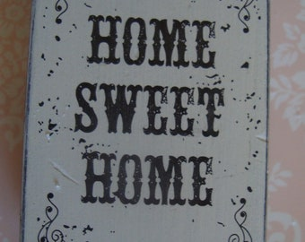 Royal Posthumus Home Sweet Home Stamp