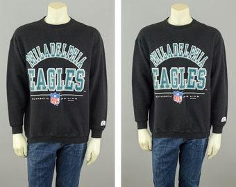 90s NFL Philadelphia Eagles Sweatshirt Vintage baa7aa799