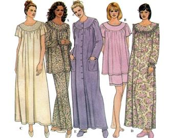 Simplicity Pattern 9012 Women s Pajamas caa074d4a