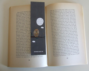 Bookmark Owl 4 - Owl Collection
