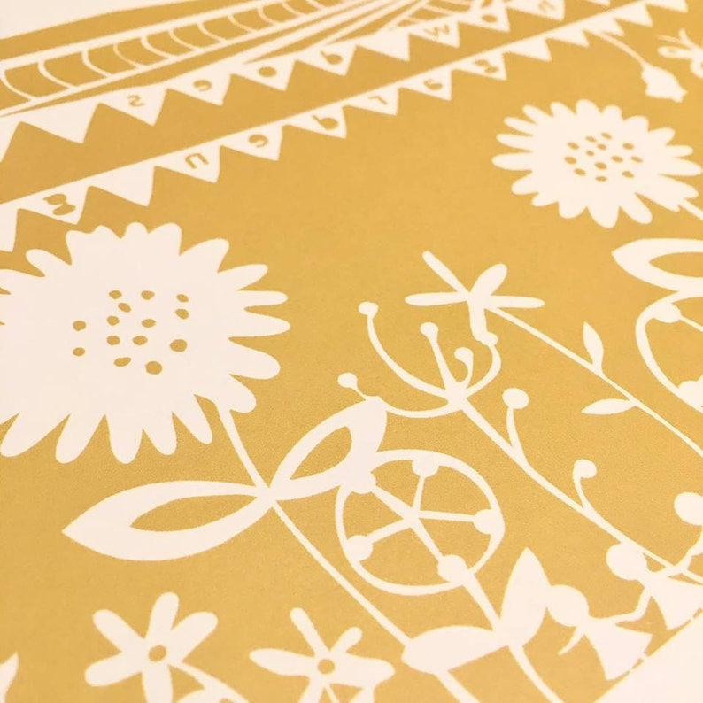 How does your garden grow? DIY Papercut Template Commercial Licence
