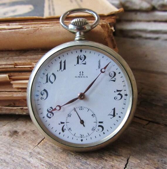 Illinois Zegarek kieszonkowy z datą seryjną