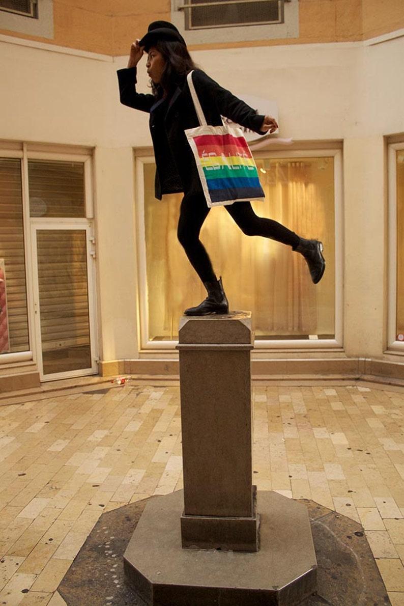 Equality Tote bag image 1