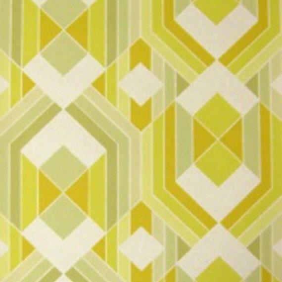 Vintage Forme Minimaliste Original Papier Peint Geometrique Etsy