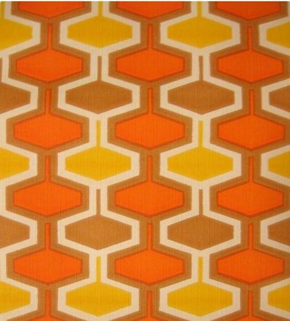Fabuleux années 60 Den Gem papier peint Vintage Original | Etsy