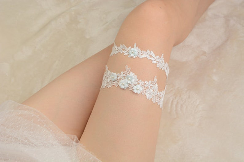 iets blauw bruids kousenband bruiloft kousenband bruid | etsy