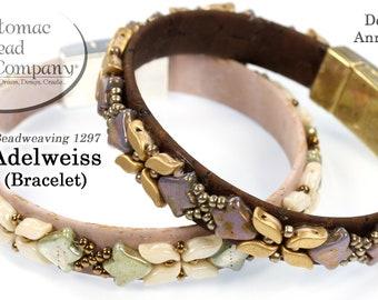 Adelweiss Garden Bracelet (Pattern)