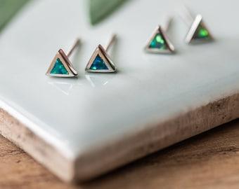 Celebration Of Opal Earrings