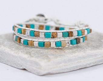 The Ocean Wrap Bracelet