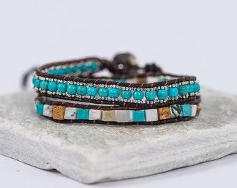 The Tribal Wrap Bracelet