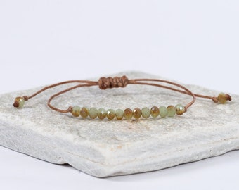 The Green Gem Bracelet