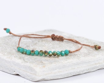 The Twinkling Turquoise Bracelet