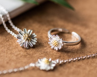 The Silver Daisy Collection