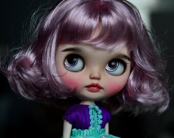 Ooak Custom Blythe Doll By Pliskytrix. Blythe Dolls