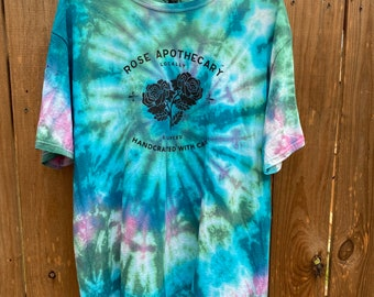 Schitts Creek tie dye tee Large