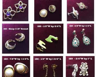 Vintage Silver Prayer Hands Earrings  Tiny Stud Earrings 1980s   Retro Prayer Hand Emoji  Kitsch Earrings  Religious Vintage Earrings