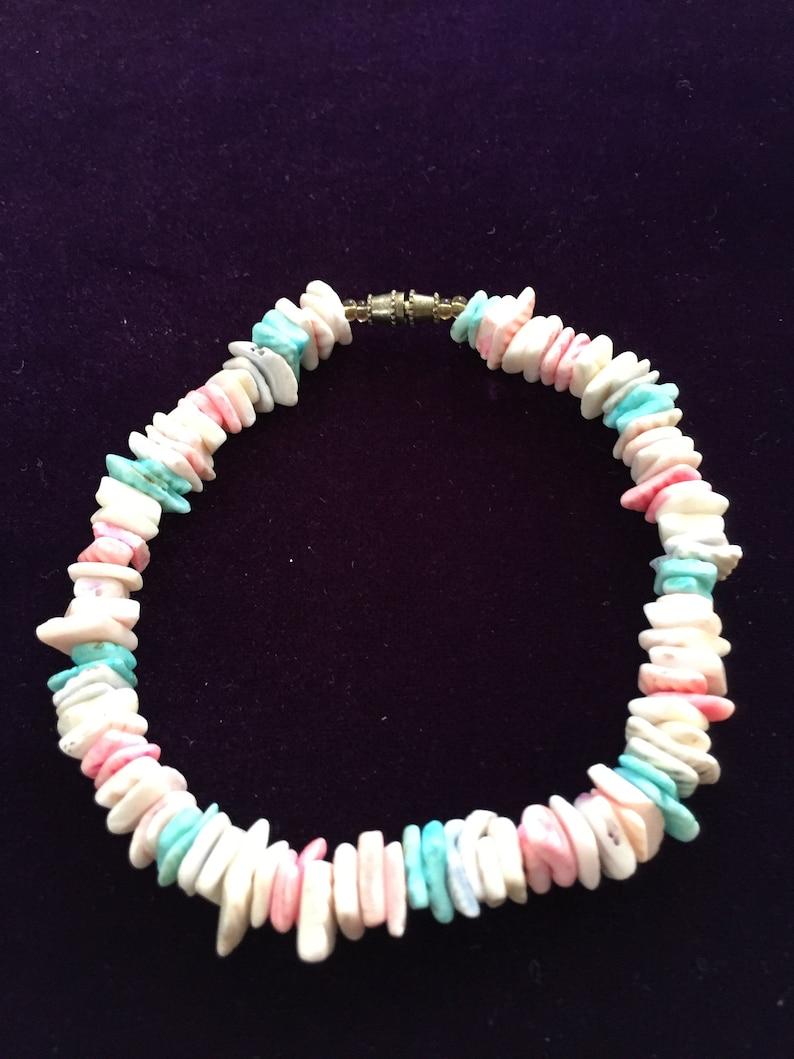 Beach Bracelet #680 Sea Shell bracelet Seashell Jewelry Puka Seashell Ankle Bracelet