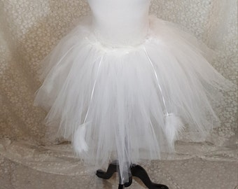 8a6966889a Angel Tutu Set, CHILD Angel Costume, White Swan Costume, White Swan  Ballerina, Angel Halloween Costume, Photo Prop, Cake Smash, Swan Costume
