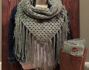 Triangle Scarf