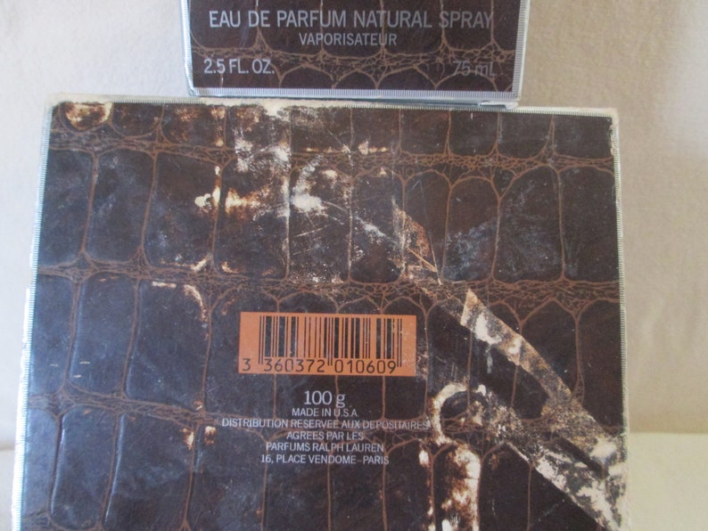 Lauren Safari 3 Edp Ozamp; 5 Climat Réponse Poudre Vtg 5 2 Rare Corps Ralph l1Jc3FTK