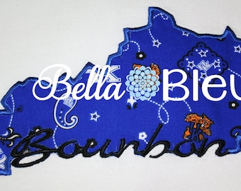 University of kentucky embroidery design etsy