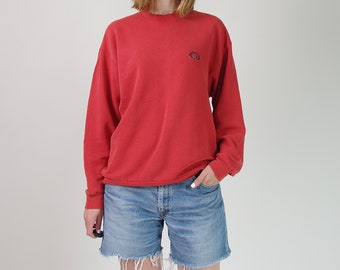 80s Fruit Of The Loom Tomato Sweatshirt
