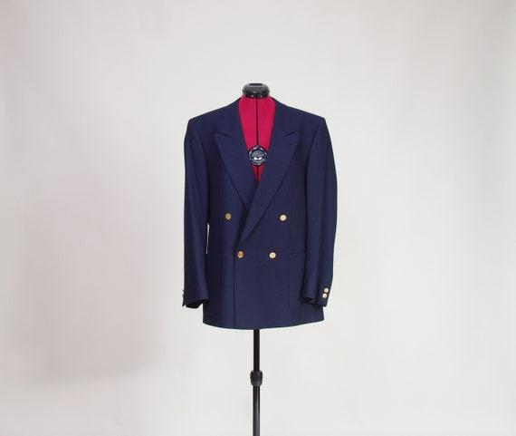 Yves Saint Laurent Wool Jacket, Vintage YSL Jacket
