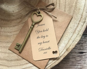 Key to my heart   Etsy