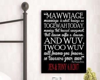 Mawwiage Etsy
