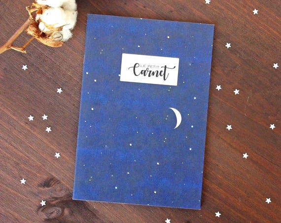Constellation Notebook A5 - Bullet Journal