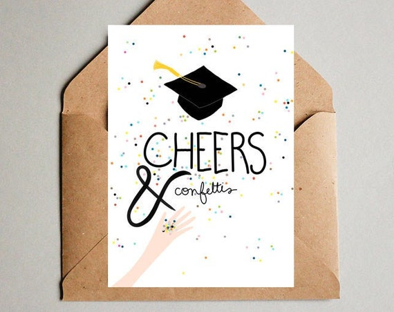 Graduation Congratulations Postcard