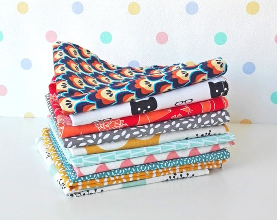 Mouchoir en tissu de coton biologique