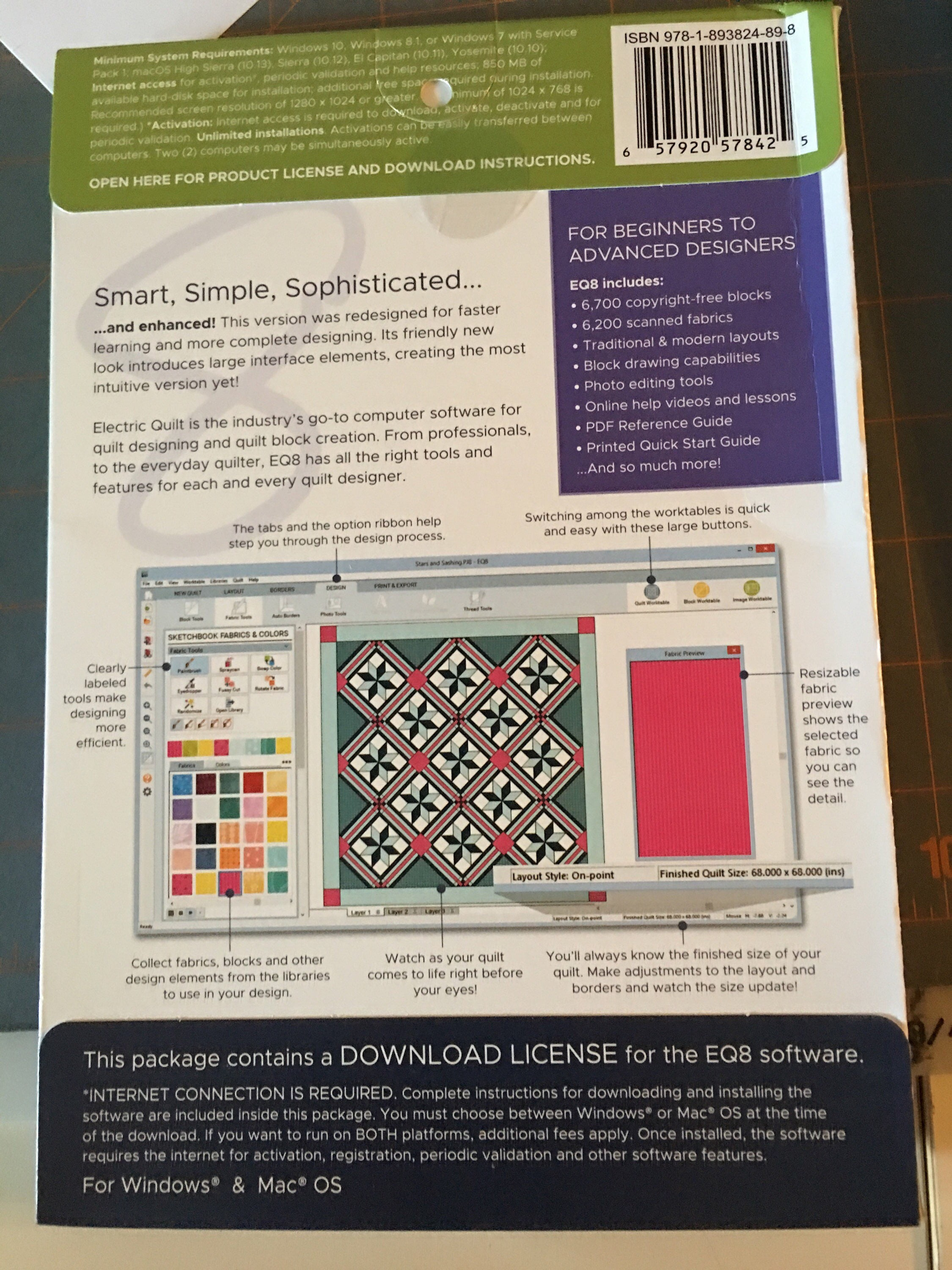 free quilt design software for mac