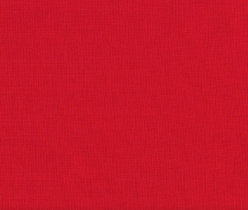 Red Kona\u00ae Cotton by Robert Kaufman Fabric #1308