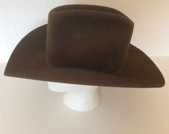 15c65e7e9 Stetson beaver hat | Etsy