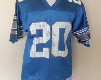 38022f1c67086 Vintage detroit lions | Etsy
