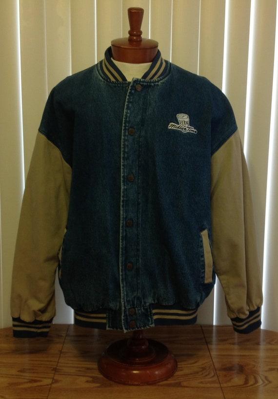 Vintage Green Bay Packers Lee Sport Varsity Blue &