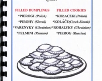 Filled dumplings & Filled cookies...Slavic style