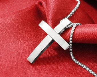 Vampire Cross Necklace, Geekery, Vampire Necklace, Buffy The Vampire Slayer, Cross Necklace, Vampyr Book, Geek Necklace, Fandom, Vampire