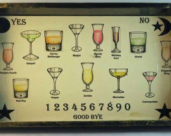 Ouija Board Spirits Tray