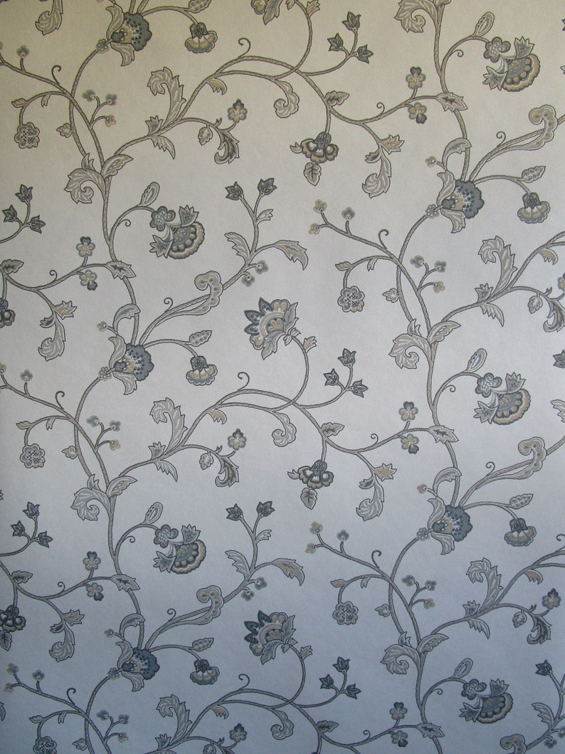 Vintage Small Flower Wallpaper Gambar Bunga